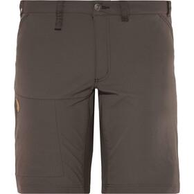 Fjällräven Abisko Lite Shorts Women Dark Grey